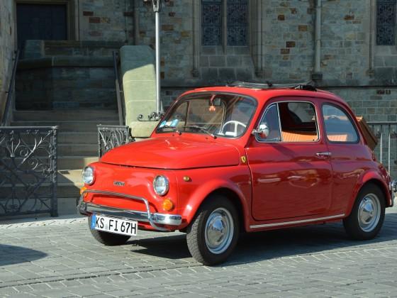 Freies Fiat 500 Treffen (30.03.2019)