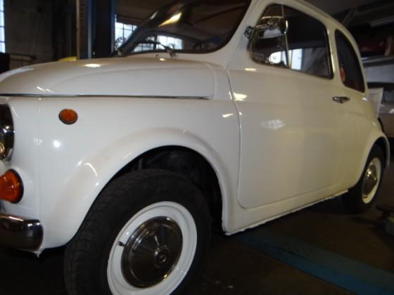 Fiat 500 F Tuning / Restauration