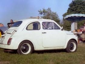 500er gechoppt 1985 Bremen