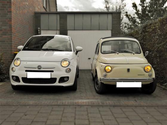zwei Generationen.... eine schöner als die andere
