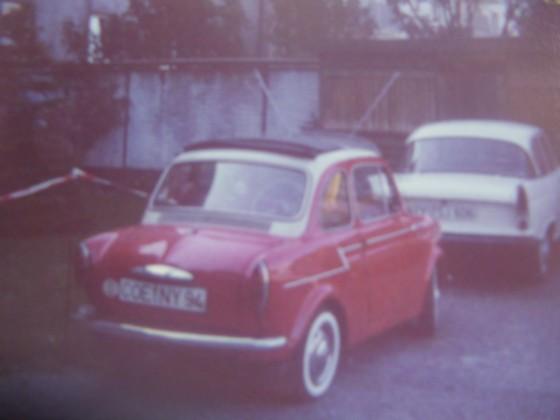 Fiat / Weinsberg ( Gelinde ) besuch bei den Dortmunder Borgward Sammlung ,