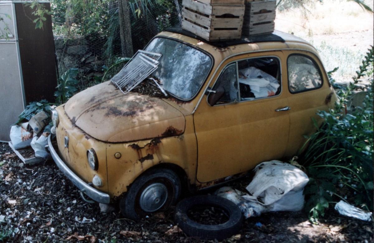 Fiat 500 L  ( viele errinerungen )
