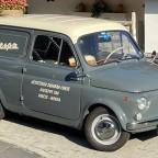 Fiat 500 Furgoncino Vespa Cau