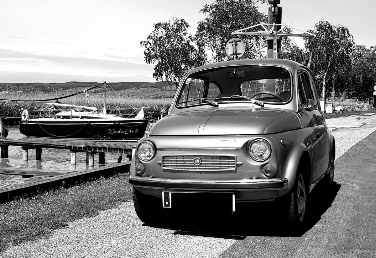 MyCar in Retro am Neusiedlersee/Ö
