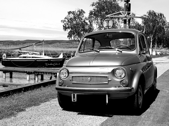 MyCar in Retro am Neusiedlersee/Ö