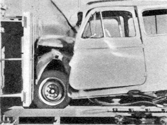 Crashtest Fiat 500 Kombi Nr.2