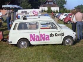 Giardiniera  Bremen 1985