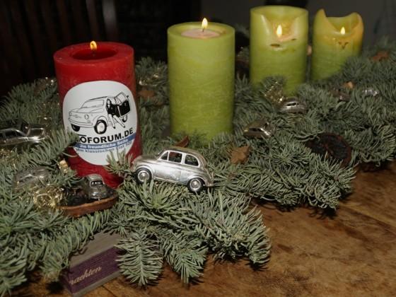 22. Dezember - Sonntag - 4. Advent