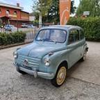 Fiat 600 trasformabile 1956