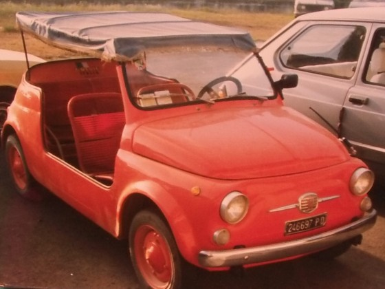 Jolly in Padua 1984
