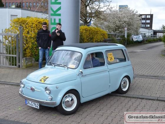 Bilder Aus Der Kategorie Fiat 500 Kombi Giardiniera Seite 2