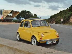 Sardinien mit dem Fiat