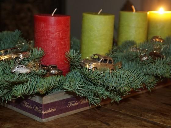 01. Dezember - Sonntag - 1. Advent
