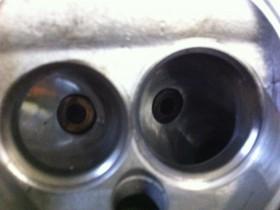 Strömungsoptimiert 7mm schaft