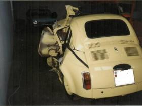 Crash von Holgis Bruder
