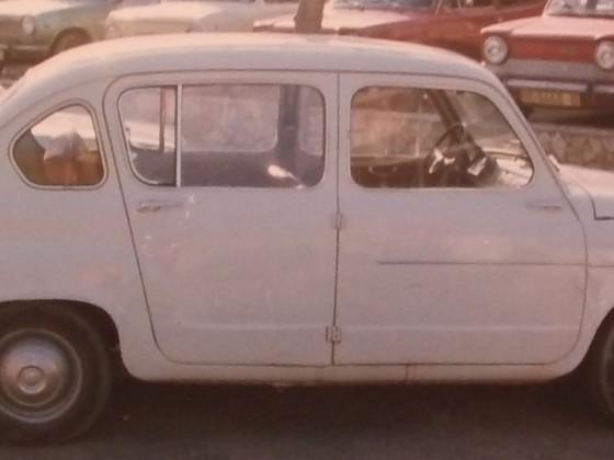 Seat 850 Spanien