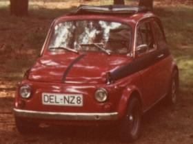 Mein erster 500F, Bj. 1968