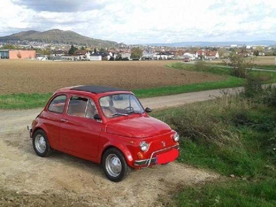 Fiat 500L Baunatal
