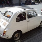 Fiat`s hier und dort