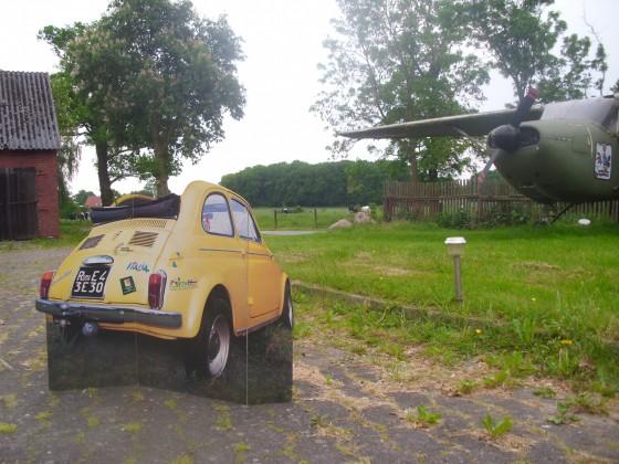 probe Bild für Das Fiat 500 / 126 Treffen