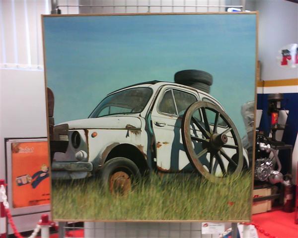 Fiat 500-Museum Garlenda