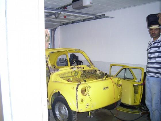 Umbau Herbst2003