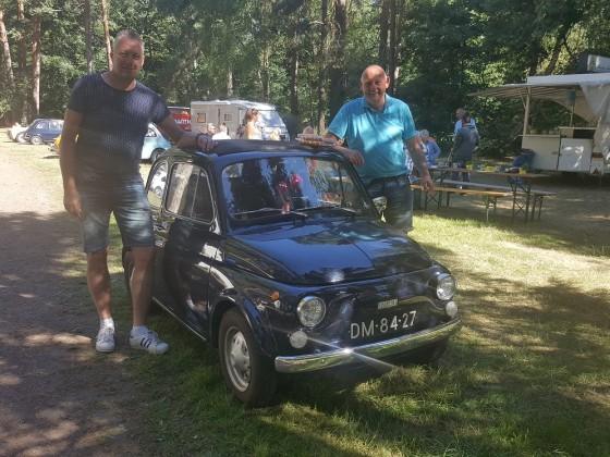 Rötgesbütel mit VW Brattwurst