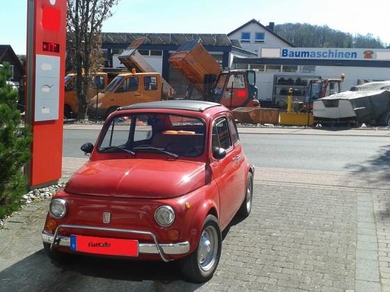 Unterwegs in Schauenburg!
