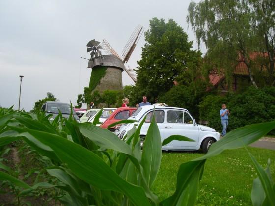 Fiat 500 / 126 Treffen Neuenknick 2017