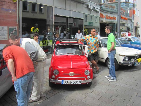 Oldtimertag in Reutlingen