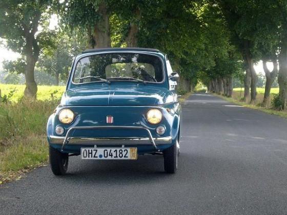 König der Landstraße, Fiat 500 L