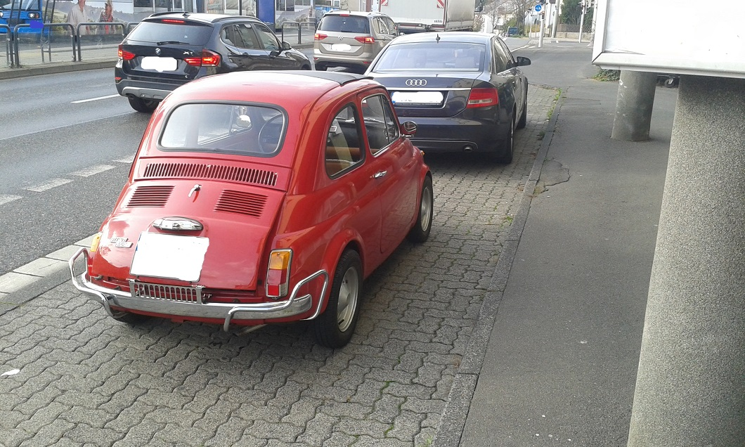 Unterwegs in Kassel !