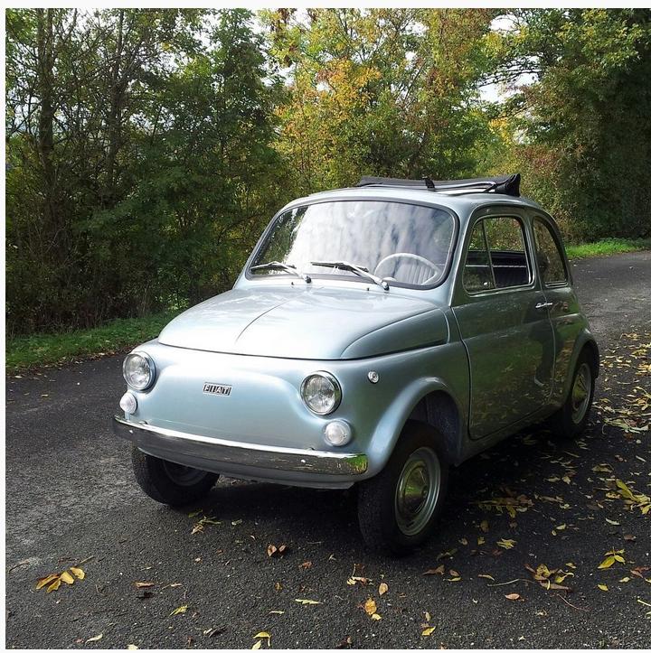 Fiat 500 F Zu Verkaufen
