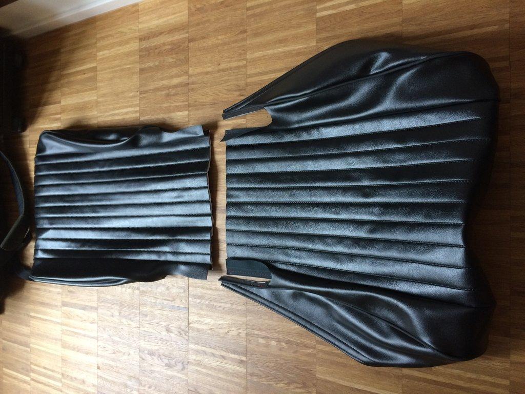sitzbez ge fiat 500 l schwarz neu wegen fehllieferung. Black Bedroom Furniture Sets. Home Design Ideas