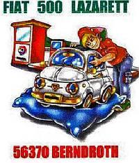 Fiat 500 Lazarett