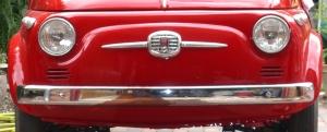 Der Fiat 500 N / Das 500 N Register