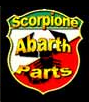 Scorpione Abarth Parts
