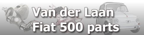 Van der Laan Fiat 500 Parts