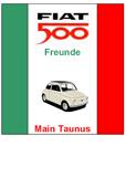 FIAT 500 Freunde Main Taunus